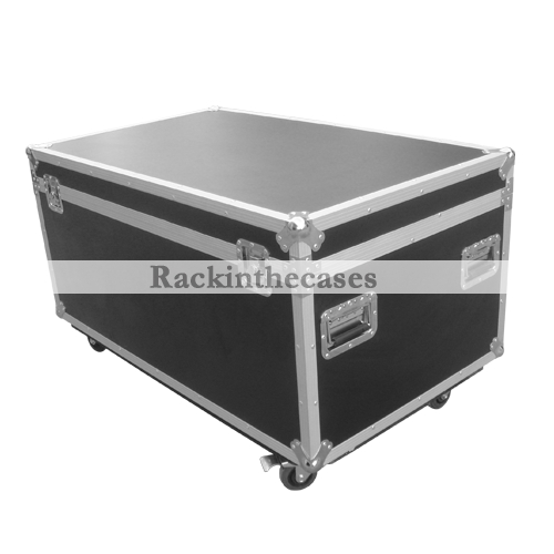 "Road Cases Rack RK-Utility Trunk Case- UT30 30"" Deluxe ATA"