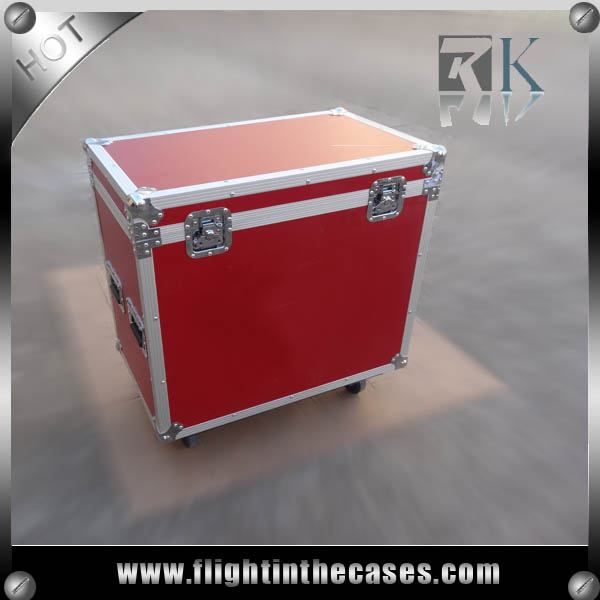 RK's New Style Red Color Utility Case of Road Trunk Case
